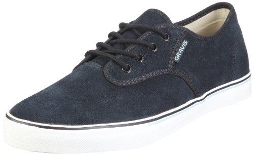 GRAVIS SLYMZ SUEDE MNS 259239, Herren Sneaker, Blau (DARK NAVY 427), EU 44 (US 10)