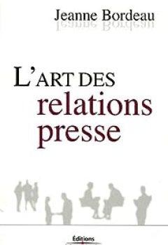 Livres Couvertures de L'art Des Relations Presse