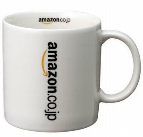 Amazonオリジナルマグカップ白