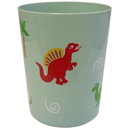 Allure Home Creations Dinosaur Friends Wastebasket