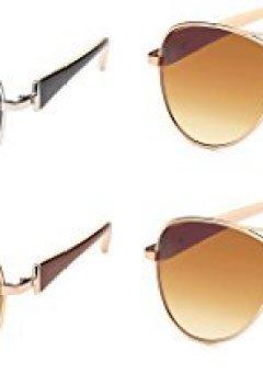 353f0ef5aab76 Livres Couvertures de Femmes Lunettes de soleil aviateur lunettes de soleil  avec Pierres de stress