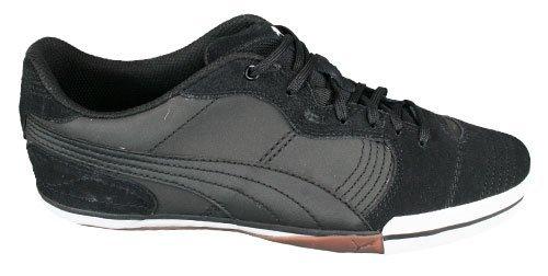 Puma Esito Vulc Sala NM Herren Freizeitschuh/Sneaker, black-white, Gr.47 (UK12)(US13)