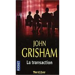 Cest Grisham ... euh ... son livre.