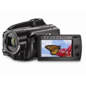 Canon VIXIA HG20 AVCHD 60 GB HDD Camcorder