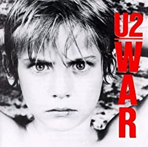 """Cover of """"War"""""""