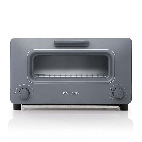 バルミューダ スチームオーブントースター BALMUDA The Toaster K01A-GW(グレー)限定生産モデル