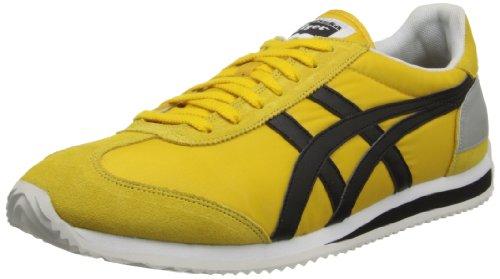 [オニツカタイガー]Onitsuka Tiger Men California 78 (yellow / black)男性カリフォルニア78(黄/黒)US Size: 12 (29.5CM)