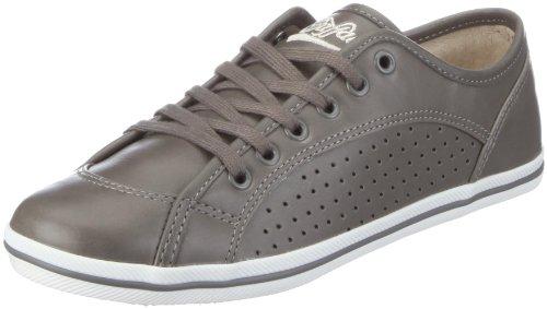 Buffalo 507-9987 DERBY 113115, Damen, Sneaker, Grau (GREY 01), EU 39