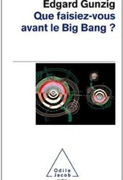 Livres Couvertures de Que Faisiez Vous Avant Le Big Bang ?