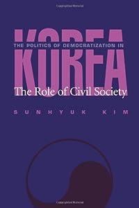 "Cover of ""Politics Of Democratization In ..."