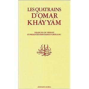 Quatrains d'Omar Khayyam