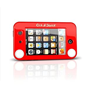 Headcase Etch-A-Sketch iPod Touch case at Amazon
