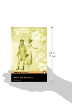 Livres Couvertures de Level 5: Pride and Prejudice.