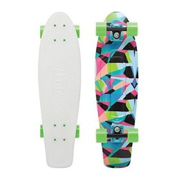 Penny Fresh Prints Nickel Complete Skateboard - Slater 27