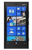 ノキアジャパン 海外Simフリースマートフォン Nokia Lumia 920 ブラック Windows Phone 8【JAPAEMO製SIMアダプター付】