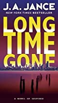 Long Time Gone (J. P. Beaumont Novel)