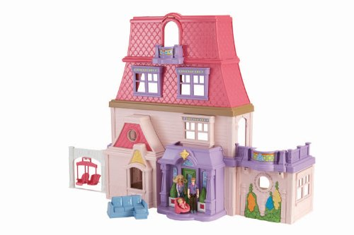 Fisher Price My First Dollhouse A Great Choice For Years Of Fun