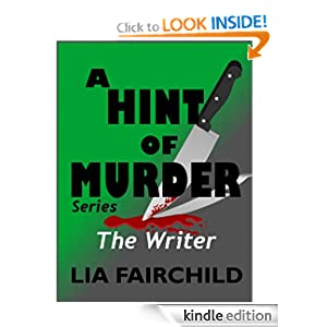 A Hint of Murder: The Writer