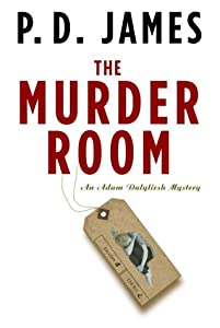 """Cover of """"The Murder Room"""""""