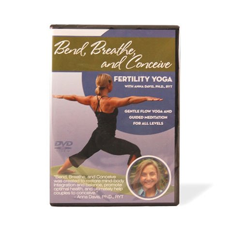 bend, breathe, and conceive fertility yoga