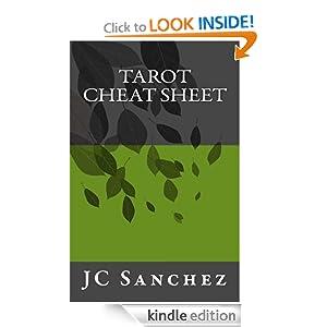 Tarot Cheat Sheet