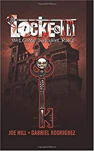 """Cover of """"Locke & Key: Welcome to Lovecra..."""