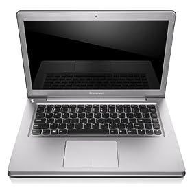 Lenovo U400 099329U 14.0-Inch Laptop (Graphite Grey)