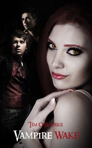 Vampire Wake (Kiera Hudson Series, #2)