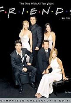 Livres Couvertures de Friends 'til The End: The Official Celebration Of All Ten Years