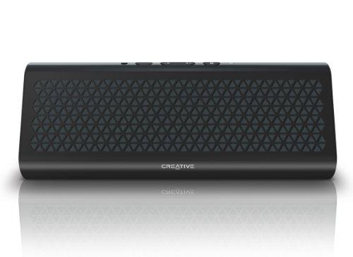 【iPhone、iPad、Android搭載スマートフォン対応、NFC対応】 Creative Airwave HD ブラック Bluetooth ワイヤレススピーカー SP-AWHD-BK