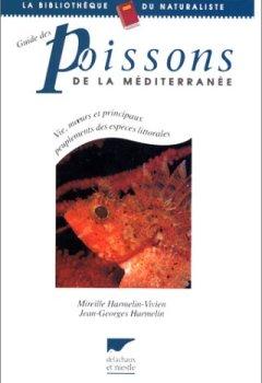 Livres Couvertures de Guide des poissons de la Méditerranée