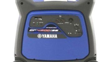 yamaha inverter. yamaha ef4500ise inverter portable generator review