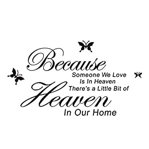 Download Wangyue Because Someone We Love Is In Heaven Quotes ...