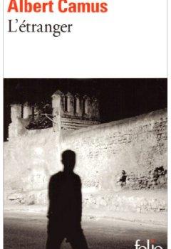 Livres Couvertures de L'étranger
