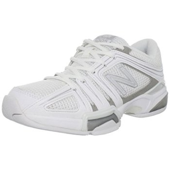 New Balance Women's WC1005 Tennis Shoe,White,10 2A US