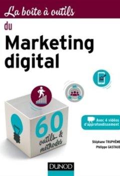 Livres Couvertures de La boîte à outils du Marketing digital