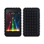 Speck PixelSkin Rubberized Case for iPod touch 2G, 3G (Black) for $6.94 + Shipping