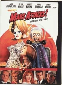 "Cover of ""Mars Attacks!"""