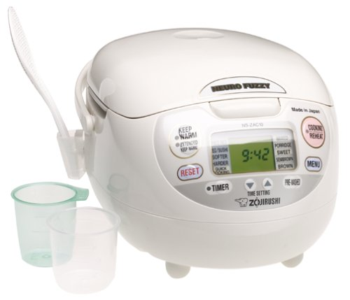 What Is The Best Japanese Rice Cooker of 2019? 9