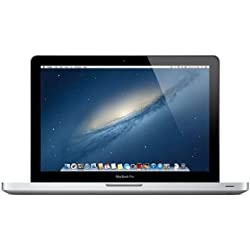 Apple 13-inch MacBook Pro (Intel Dual Core i5 2.5GHz, 4GB RAM, 500GB HDD, HD Graphics 4000, OS X Lion)