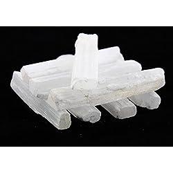 Selenite Sticklets (Bulk Sale 10 Pieces)