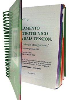 Portada del libro deREBT - Reglamento Electrotécnico para Baja Tensión Actualizado por PLC Madrid 2017