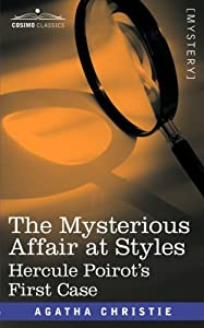 """Cover of """"The Mysterious Affair at Styles..."""