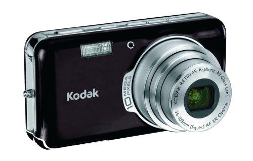 Kodak Easyshare V1003 10 MP Digital Camera with 3xOptical Zoom (Midnight Black)