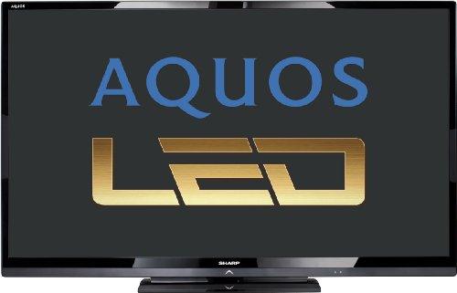 Sharp LC60LE635E 152 cm (60 Zoll) LED-Backlight-Fernseher, Energieeffizienzklasse A+ (Full-HD, 100 Hz, DVB-T/C/S2, CI+, SmartTV) schwarz