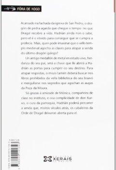 Portada del libro deDragal I: A herdanza do dragón (Infantil E Xuvenil - Fóra De Xogo)