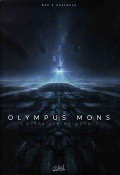 Livres Couvertures de Olympus Mons T02 - Opération Mainbrace
