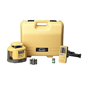 Topcon RL-H4C Rotary Laser Horizontal Level Dry Battery