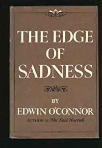 "Cover of ""The Edge of Sadness"""