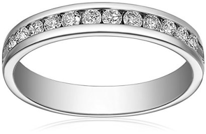 14k-White-Gold-Round-Diamond-Anniversary-Band-12-cttw-H-I-Color-I1-I2-Clarity-Size-7